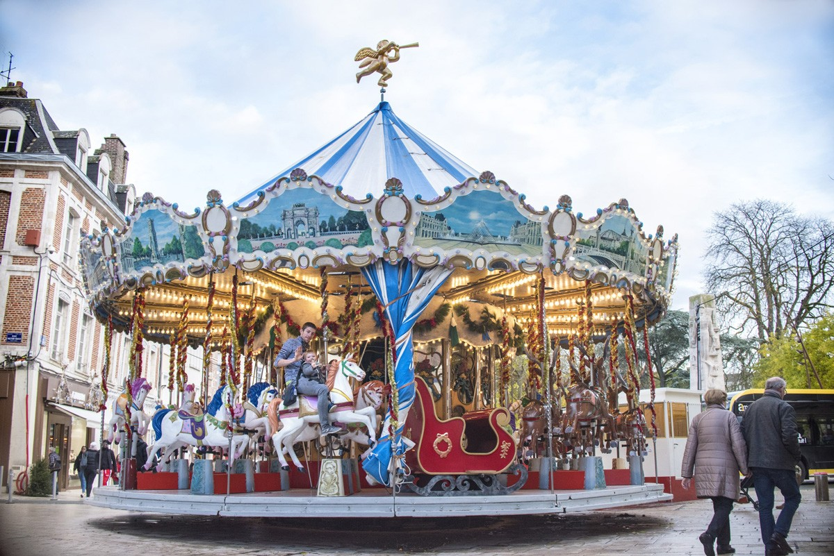 Carrousel Amiens 2019