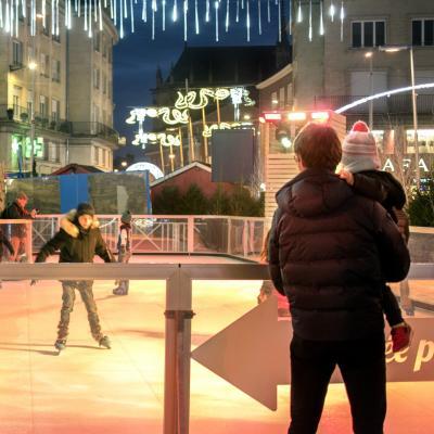 La patinoire 2019