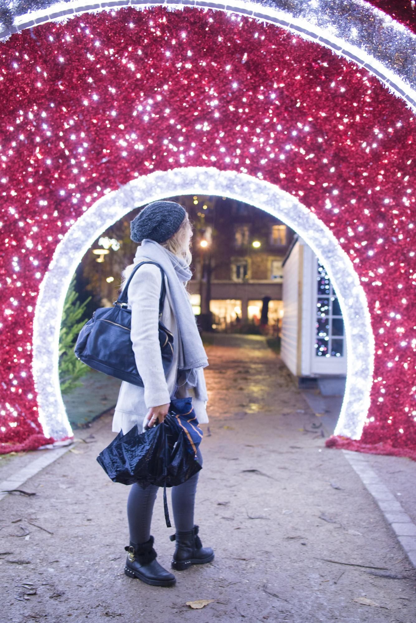Illumination de Noel Amiens 2019