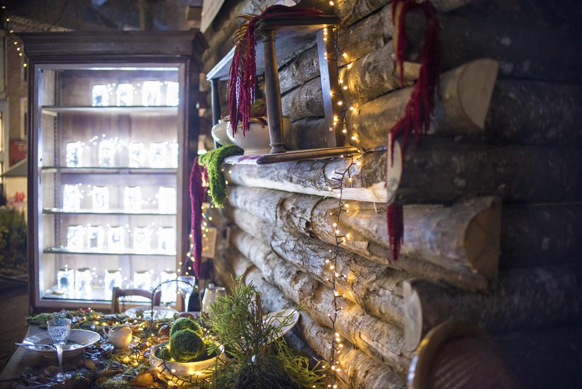 La maison de Père Noël