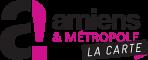 Logo map interactive