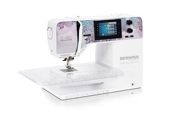 Machine à coudre Bernina - Instant Couture