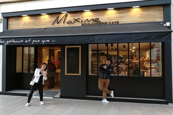 Maxime boulangerie