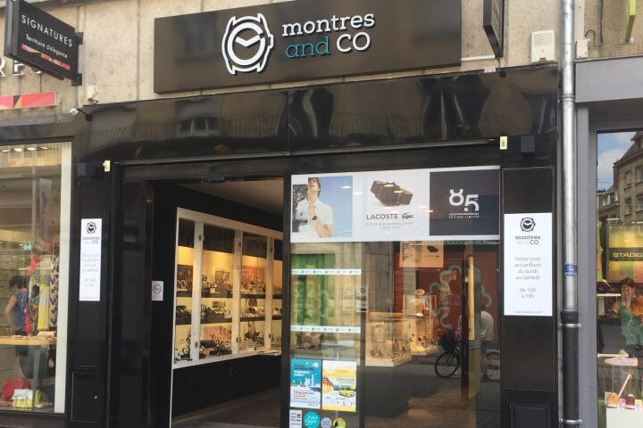Montres and co